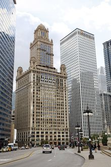 Jewelers Building, Chicago, Illinois, America
