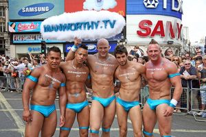 London Pride Parade 2009