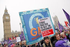 March for the Alternative, London