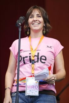 Mariela Castro at the London Pride Parade 2009
