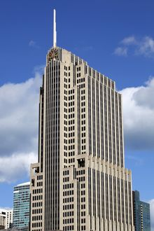 NBC Tower Building, Illinois, America