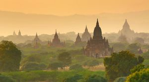 <b>Bagan, Myanmar</b><br>Selection of 118 items
