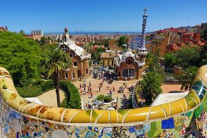 <b>Barcelona, Spain</b><br>Selection of 151 items