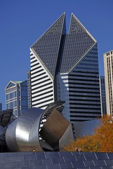 One Prudential Plaza Building, Chicago, Illinois, America