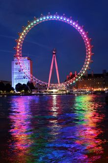 <b>Rainbow London Eye</b><br>Selection of 6 items