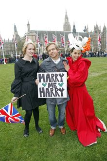 Royal Wedding of Prince William and Kate Middleton, London, England