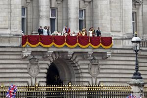 Royal Wedding of Prince William and Kate Middleton, London, England - 29 April 2011
