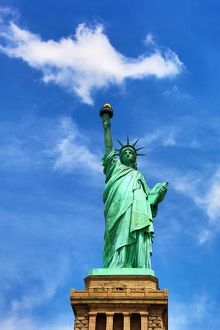 The Statue of Liberty, New York City, New York, USA