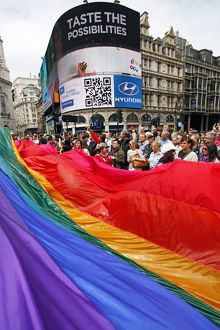 World Pride 2012, London, England