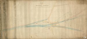 Plan of Melmerby Junction [19th cent.]