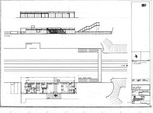 East Grinstead Station Reconstruction Final Scheme Sheet 1 [1970]