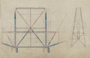 Forth Bridge. Progress Chart