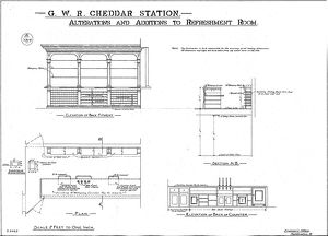 <b>Cheddar Station</b><br>Selection of 1 items