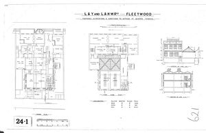 L&Y and L&NWR Fleetwood - Proposed Alterations and Additions [N.D]