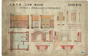 Low Moor Station (Selection of 8 Items)