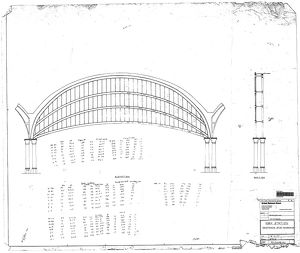 York Station Proposed End Screens [N.D.]