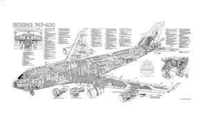 <b>Boeing 747</b><br>Selection of 161 items