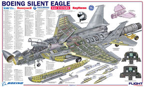 Boeing F-15 Silent Eagle