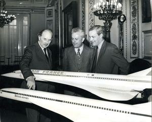 Ministers in Concorde talks