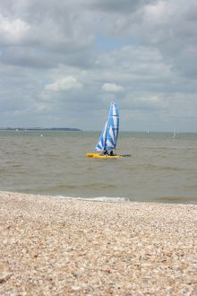 The beach, Whitstable, Kent