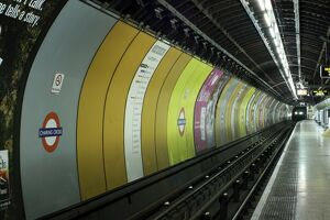<b>London Underground</b><br>Selection of 7 items