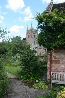 Church of St Thomas of Canterbury, Cothelstone Manor, Cothelstone, Somerset, UK