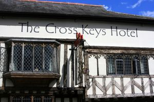 The Cross Keys Hotel, Saffron Walden, Essex, UK