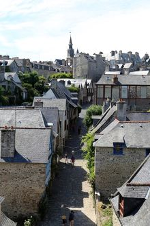 Dinan, Brittany, France
