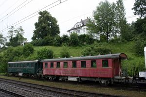 <b>Swiss Railways</b><br>Selection of 2 items