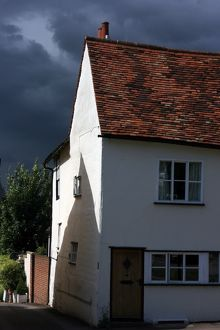 House at Saffron Walden, Essex, UK