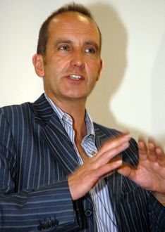 Kevin McCloud at Grand Designs Show