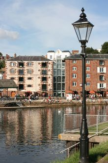 The Quay, Exeter, Devon, UK