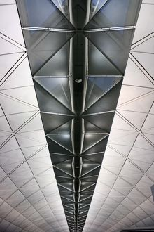 Roof at Hong Kong International Airport