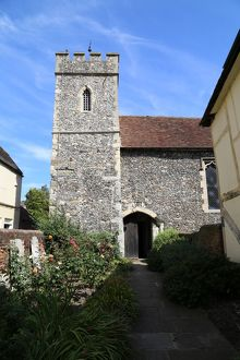 St Peter's Church, Canterbury, Kent, UK