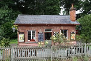 Stogumber station, Somerset UK