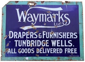 Waymarks of Tunbridge Wells poster
