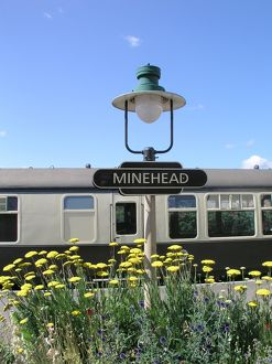 West Somerset Railway, Minehead station