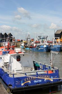 Whitstable harbour, Kent
