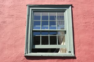 Window at Saffron Walden, Essex, UK