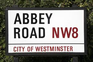 Abbey Road is home to the famous tone studio where the Beatles Songs where recorded