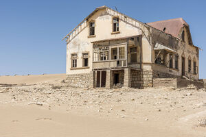 new/20191004 awl 7/africa namibia kolmanskop abandoned buildings