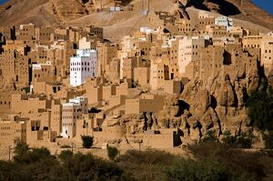 Al Hajjarin Village, Wadi Dawan (Wadi Do'an), Yemen