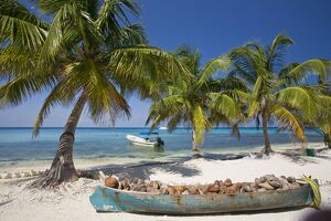Belize, Laughing Bird Caye