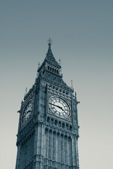 Big Ben, Houses of Parliamant, London, England