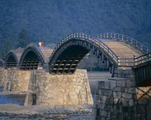 Brocade Sash Bridge (Kintaikyo Bridge)