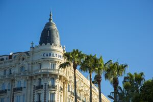 Carlton Hotel, Cannes, Alpes-Maritimes, Provence-Alpes-Cote D'Azur, French Riviera