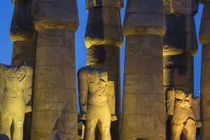 new/20191004 jai 2/egypt luxor luxor temple first court statues