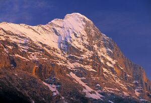 Eiger, Grindelwald, Switzerland