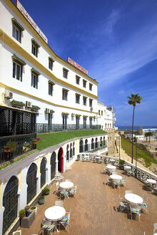 new/20191004 jai 5/exterior hotel continental tangier morocco