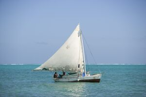 Fishing boat, Caye Caulker, Belize